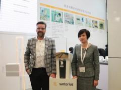 赛多利斯发布全新arium® mini essential超纯水系统