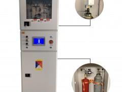 移动式全自动特殊气体安全输送柜
