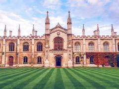 剑桥大学成立新的数据科学中心