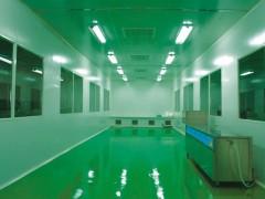 某电子厂房净化空调安装经验