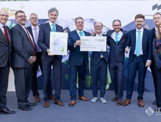 Nanoscribe 独家专利双光子微纳3D打印系统 - Quantum X 荣获创新奖