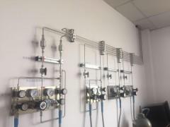 实验室气体管路建设